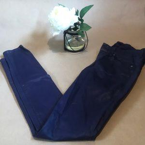 7 for all mankind Plastic Feel Purple pants